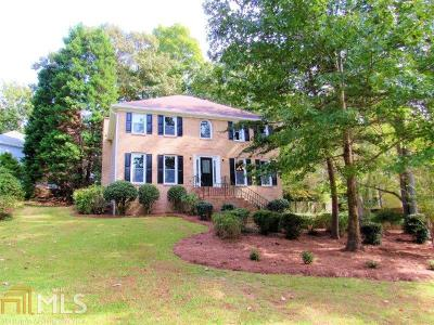 Kennesaw Single Family Home For Sale: 2068 Signal Ridge Chase