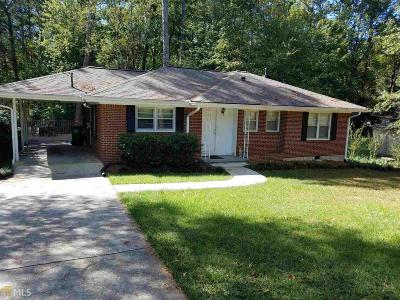 Dekalb County Single Family Home For Sale: 3135 Payton Rd
