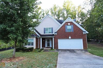 Ellenwood Single Family Home For Sale: 3351 Bonnes Ct