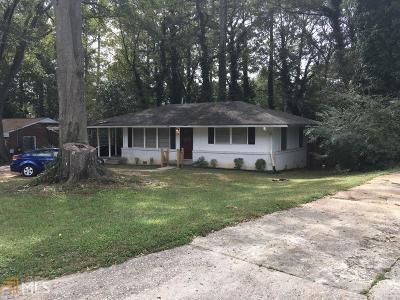 Sylvan Hills Single Family Home For Sale: 752 Casplan St