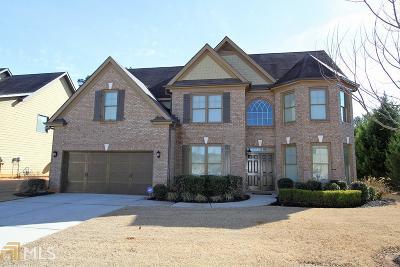 Dacula Single Family Home For Sale: 2369 Apalachee Crucis Ln