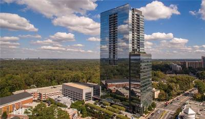 Ritz Carlton Residences Condo/Townhouse For Sale: 3630 Peachtree Rd #2905