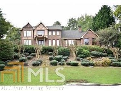 Norcross Single Family Home For Sale: 4542 Outer Bank Dr