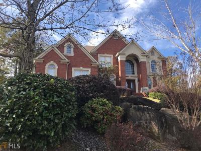 Ellenwood Single Family Home For Sale: 119 Missing Lake Dr