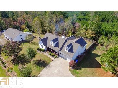 Ball Ground Single Family Home For Sale: 2885 Flatbottom Rd