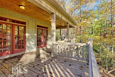 Rabun County Single Family Home For Sale: 179 Bald Mtn