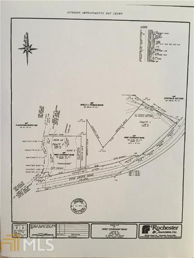 Roswell Residential Lots & Land For Sale: Pine Grove Rd