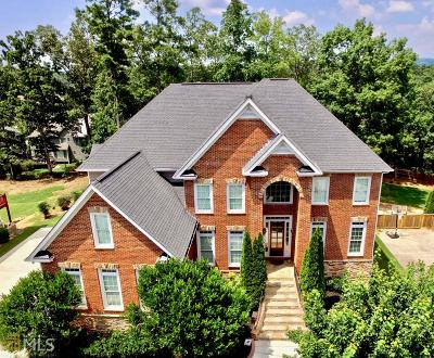 Powder Springs Single Family Home For Sale: 5471 Cathers Creek Dr