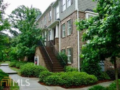 Dekalb County Condo/Townhouse For Sale: 1418 Briarhaven Trl #NE22
