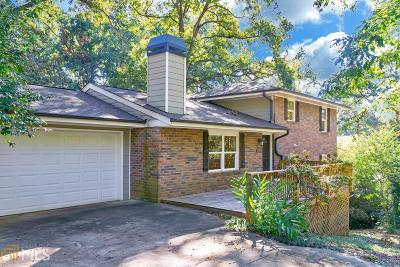 Single Family Home For Sale: 3745 Hickory Pl