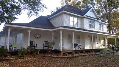 Ball Ground Single Family Home For Sale: 1500 Trail Of Tears Trl
