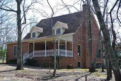 Conyers Single Family Home For Sale: 3326 Flat Shoals Rd