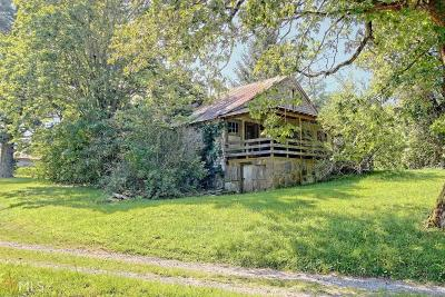 Rabun County Single Family Home For Sale: 3803 Bald Mountain Rd