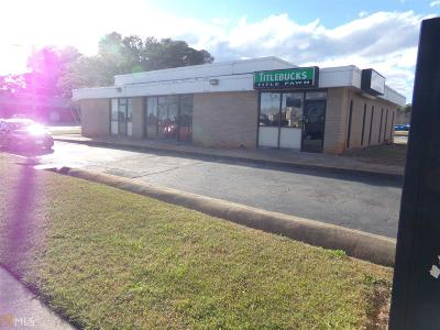 Marietta Commercial For Sale: 3636 Austell Rd