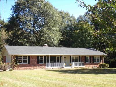 Fayette County Single Family Home For Sale: 455 Circle Dr