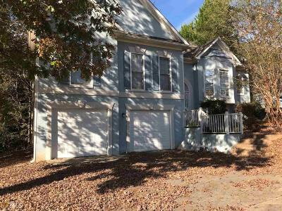 Fayetteville Single Family Home For Sale: 553 Fielding Ct
