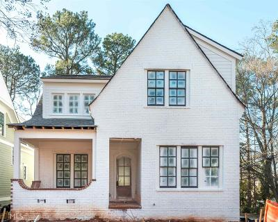 Decatur Single Family Home For Sale: 401 S Columbia Ave