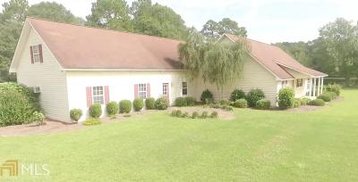 Statesboro Single Family Home For Sale: 3219 Burkhalter Rd