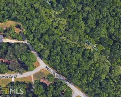 Conyers Residential Lots & Land For Sale: 2970 Raintree Dr