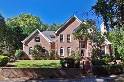 Buckhead Single Family Home For Sale: 1371 Wesley Pkwy