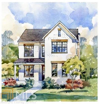Virginia Highland Single Family Home For Sale: 770 Virginia Cir