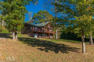Blairsville Single Family Home For Sale: 178 Cypress Edge Dr