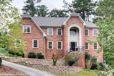 Single Family Home For Sale: 5901 Magnolia Mill Ct