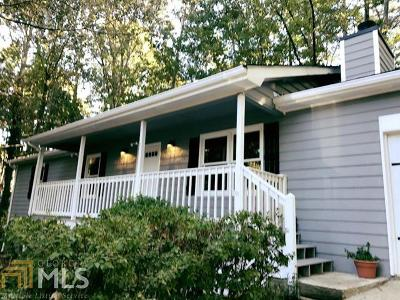 Buford Single Family Home For Sale: 5712 Port