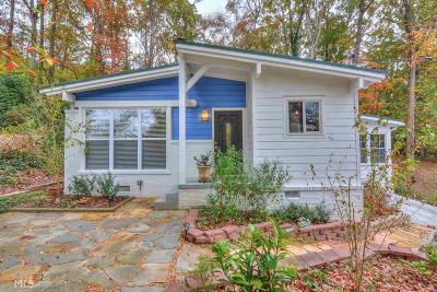 Atlanta Single Family Home Back On Market: 2632 Defoors Ferry Rd #17