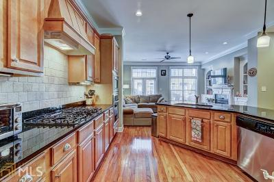 Sandy Springs Condo/Townhouse For Sale: 938 Telfair Close