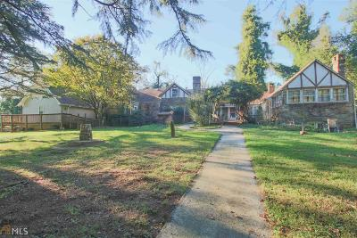 Clarkesville Single Family Home For Sale: 2108 Dooley