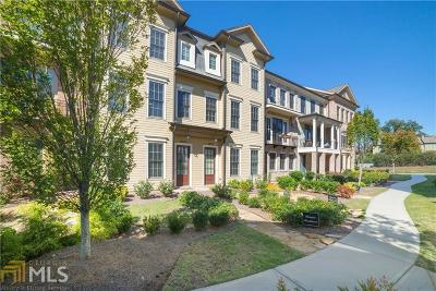 Norcross Condo/Townhouse For Sale: 5930 Redwine St