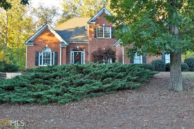 Cumming Single Family Home For Sale: 3860 Pinewood Ct