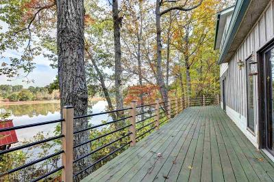 Hall County Single Family Home For Sale: 4098 S Browning Bridge Rd