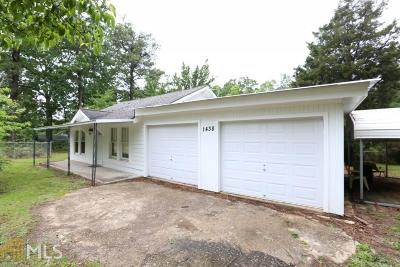 Henry County Single Family Home For Sale: 1438 Highway 3