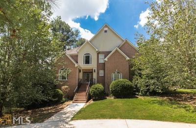 Conyers Single Family Home For Sale: 3123 Horseshoe Springs Dr