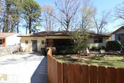 Hapeville Single Family Home For Sale: 3140 Forest Hills Dr