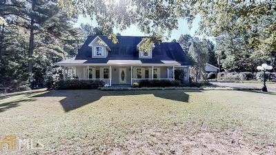 Grantville Single Family Home For Sale: 1906 Bethlehem Church Rd