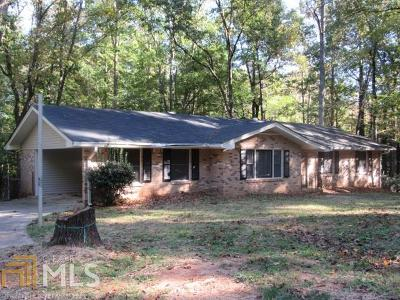 Fayetteville Single Family Home For Sale: 150 W Lake Dr