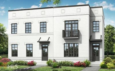 Duluth Condo/Townhouse For Sale: 3179 Hill St