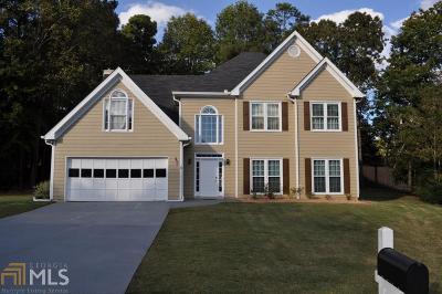 Alpharetta Single Family Home For Sale: 5680 Cannonero Dr