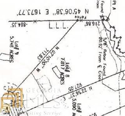 Monticello Residential Lots & Land For Sale: Hidden Creek Dr