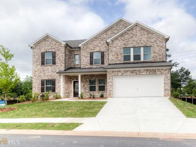 Holly Springs Single Family Home For Sale: 124 Madison St #85