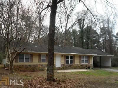 Lilburn Single Family Home For Sale: 317 Killian Hill Rd