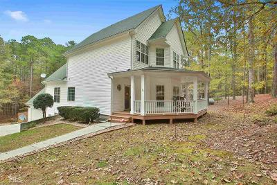 Coweta County Single Family Home For Sale: 1155 Bud Davis Rd