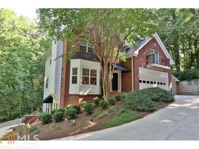 Brookhaven Single Family Home For Sale: 3882 The Ascent