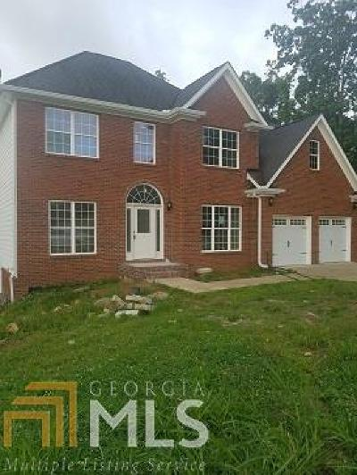 Ellenwood Single Family Home For Sale: 4004 Misty Lake