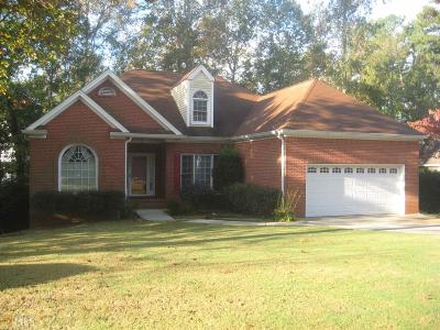 Buford Single Family Home For Sale: 4364 Trestle Way
