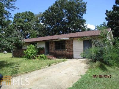 Henry County Single Family Home For Sale: 50 Square Cir