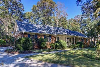 Conyers Single Family Home For Sale: 2490 Old Salem Rd